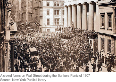 LSE_The Final Crisis Chronicle: The Panic of 1907 and the Birth of the Fed