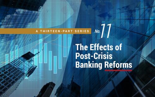 LSE_2018_Liquidity Effects of Post-Crisis Regulatory Reform