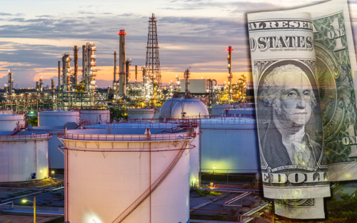 LSE_The Perplexing Co-Movement of the Dollar and Oil Prices