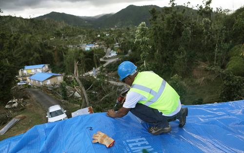 U.S. Virgin Islands Struggle While Puerto Rico Rebounds