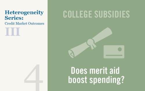 Do College Tuition Subsidies Boost Spending and Reduce Debt? Impacts by Income and Race