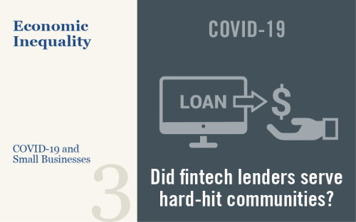 Who Benefited from PPP Loans by Fintech Lenders?
