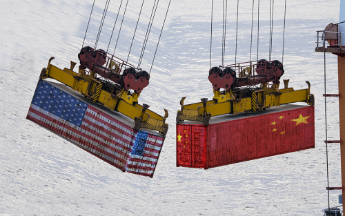 What Happened to the U.S. Deficit with China during the U.S.-China Trade Conflict?